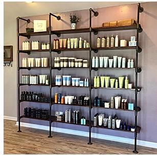 In-Salon Display