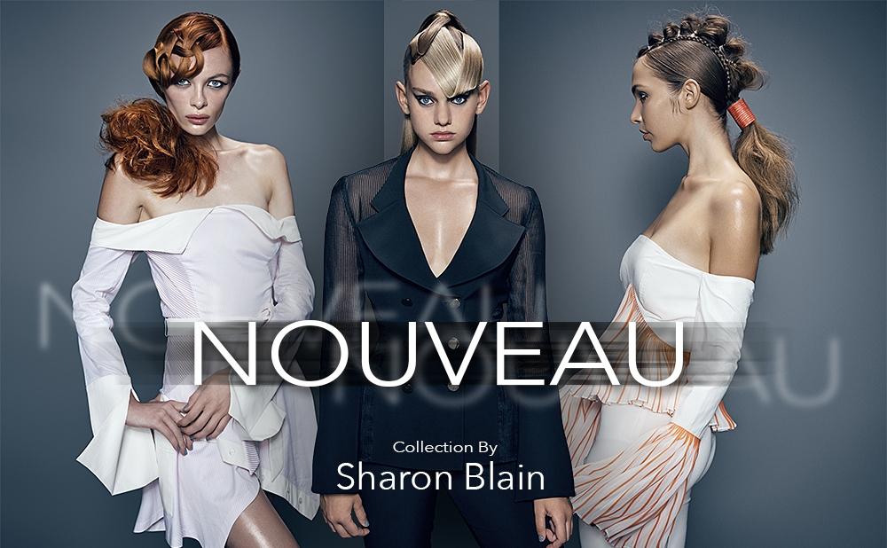 Nouveau by Sharon Blain