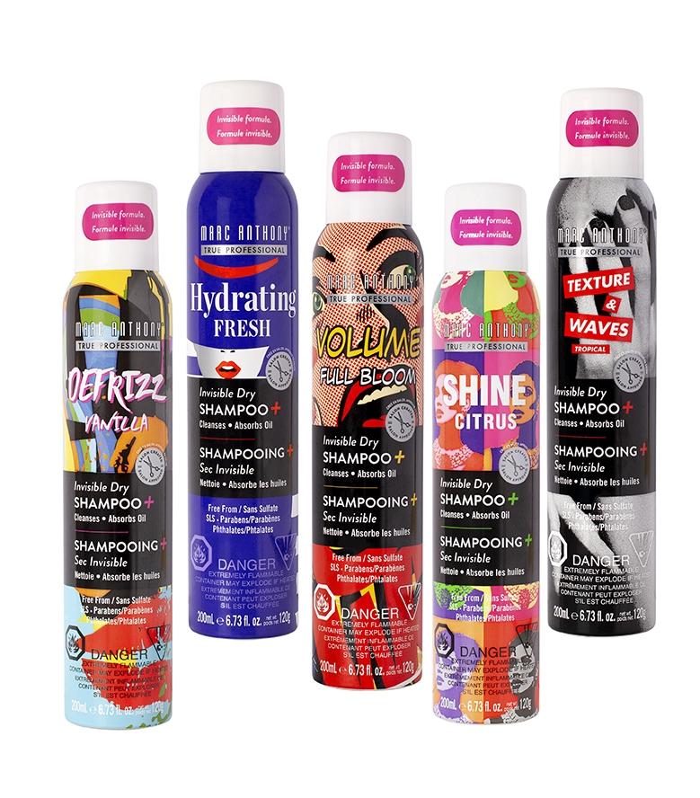 Invisible Dry Shampoo+