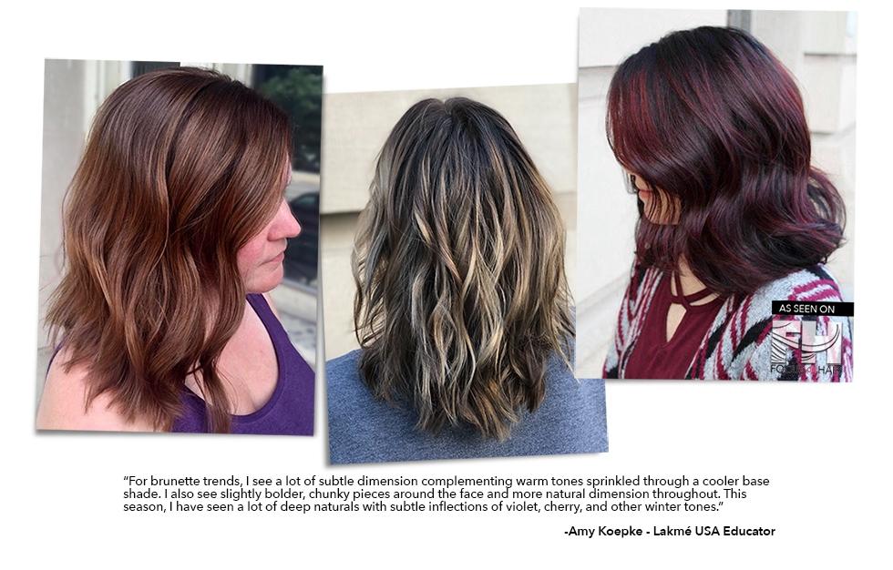 Brunette Color Care