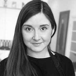 Viktoriia Vradii Headshot