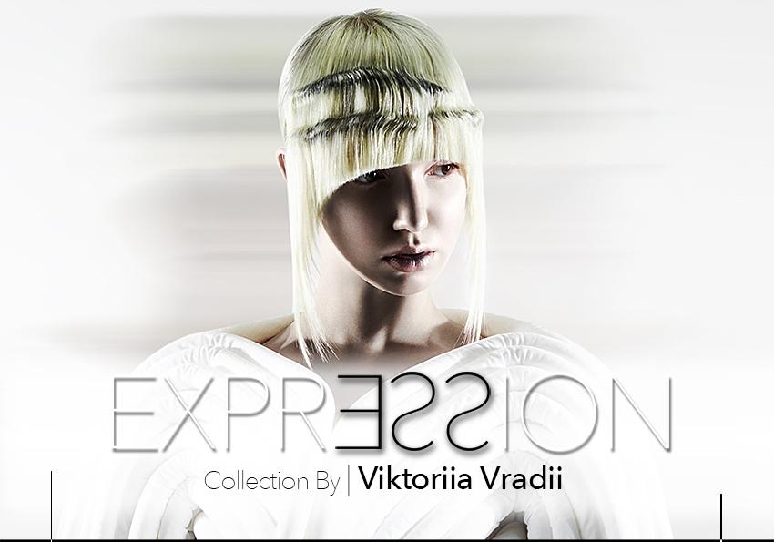 Expression by Viktoriia Vradii