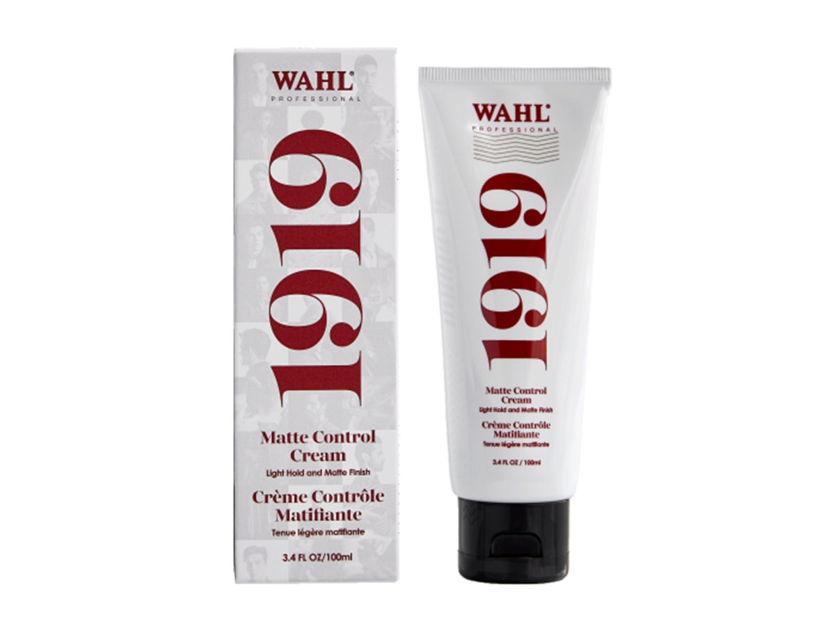 Wahl 1919 Matte Control Cream