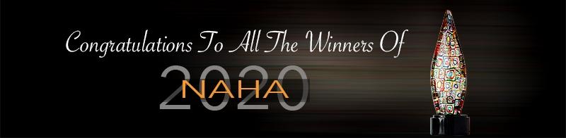 NAHA 2020 Winners