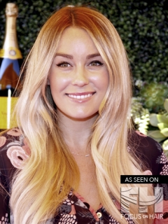Lauren Conrad long layers hair hairstyle