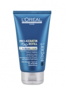 L'Oreal Leave-in Blow Dry Cream Pro- Keratin Refill