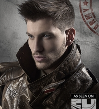 Alex Azurmendi New Models Army Collection