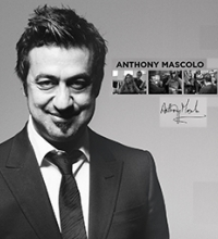 Anthony Mascolo of TIGI