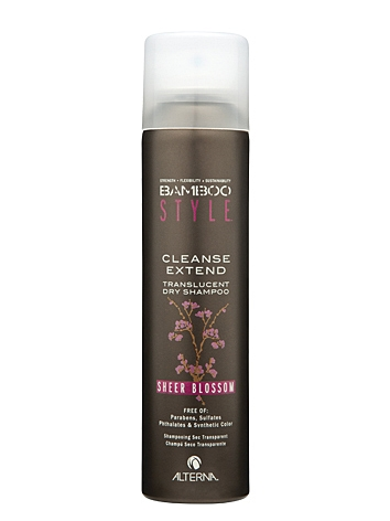 Alterna Bamboo Style Cleanse Extend Sheer Blossom