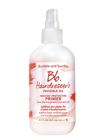 Bumble Hairdresser's Invisible Oil
