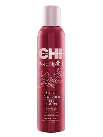 CHI Rose Hip Oil Color Nurture Dry Shampoo