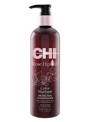 CHI Rose Hip Oil Color Nurture Protecting Conditioner