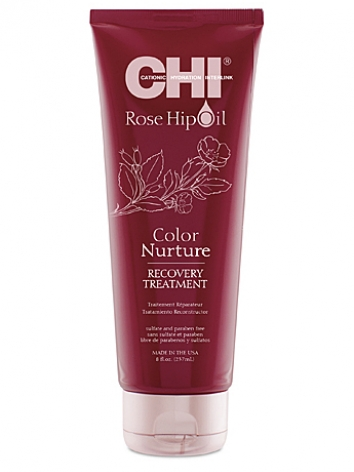 Rose Hip Oil Color Nurture Recovery Treatment