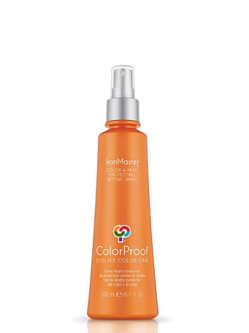 ColorProof IronMaster Color and Heat Protecting Setting Spray