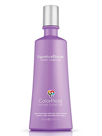 ColorProof Signature Blonde Violet Condition