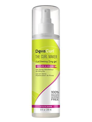DevaCurl - Curl Maker Spray Gel