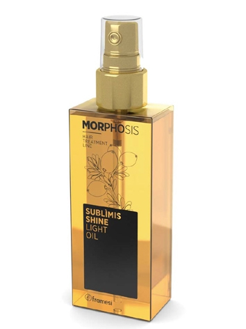 Framesi Morphosis Sublìmis Shine Light Oil
