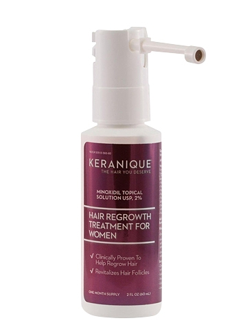 Keranique Hair Regrowth Treatment for Woman