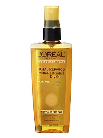 L'Oreal Paris Ceramide Total Repair 5 Multi-Restorative Dry Oil