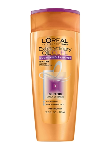 Loreal Extraordinary Oil Curls Shampoo