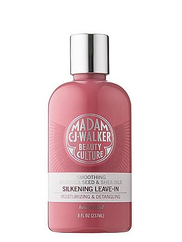 Madam C.J. Walker Beauty Culture Brassica Seed & Shea Oils Silkening Leave-In