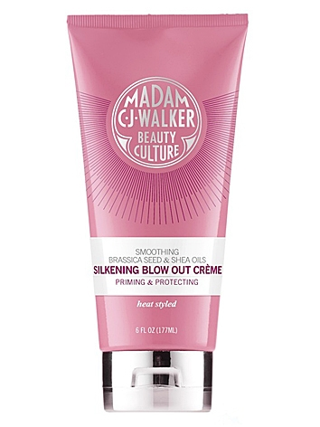 Madam C.J. Walker Brassica Seed & Shea Oils Silkening Blow Out Crème