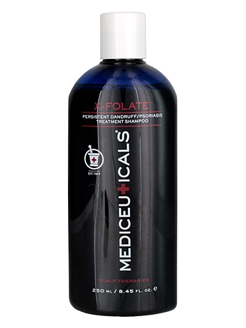 Mediceu+icals  X-Folate - Persistent Dandruff Psoriasis Treatment Shampoo