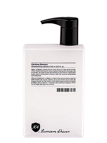 N.4 Clarifying Shampoo