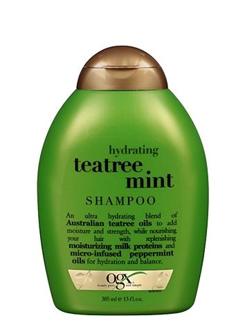 Organix Tee Tree Mint Shampoo
