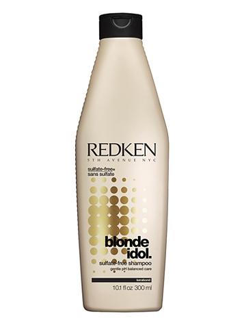 Redken Blonde Idol Sulfate-Free Shampoo