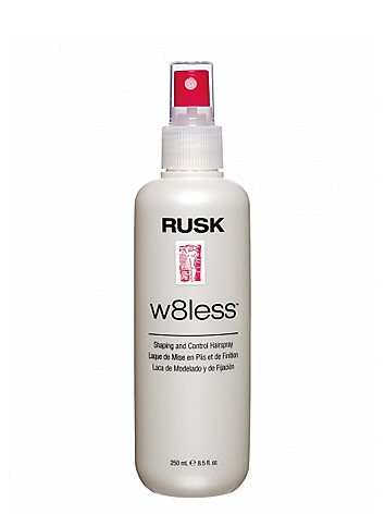 Rusk Designer Collection W8less Non-Aerosol Shaping Control Hairspray