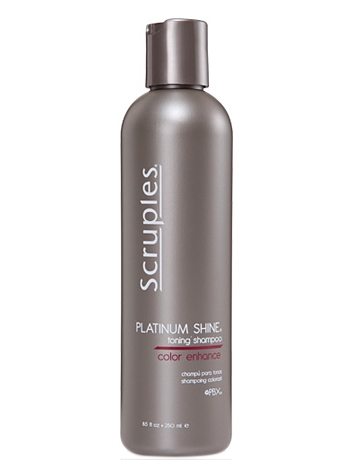 Scruples Pearl Classic Collection Platinum Shine Toning Shampoo
