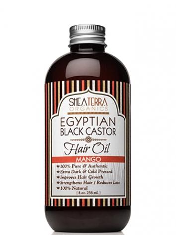 Shea Terra Egyptian Black Castor Oil Mango