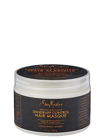 SheaMoisture African Black Soap Danndruff Control Hair Masque