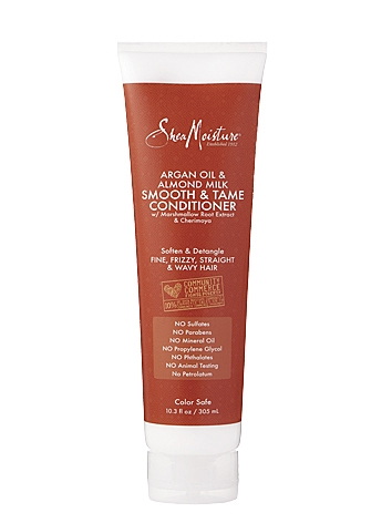SheaMoisture Argan Oil & Almond Milk Smooth & Tame Conditioner