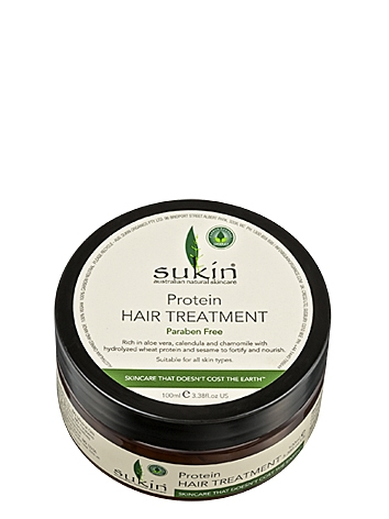 Sukin Protein Hair Treatment