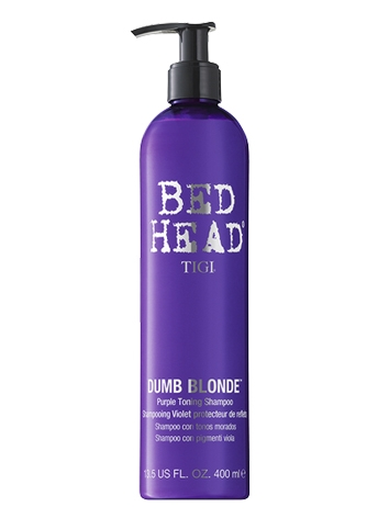 TIGI Bed Head Dumb Blonde Toning Shampoo