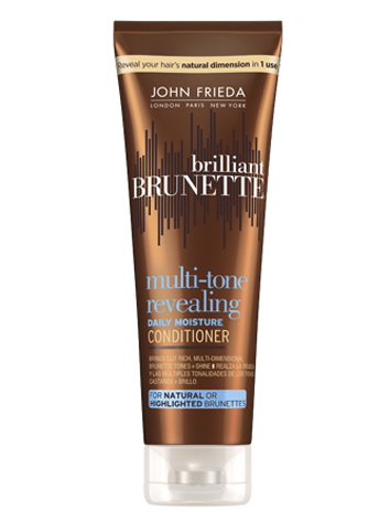 John Frieda Brilliant Brunette Multi Tone Revealing Daily Moisture Conditioner