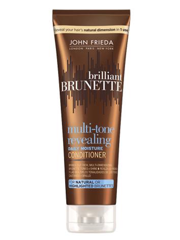 John Frieda Brilliant Brunette Multi Tone Revealing Daily Moisture Conditioner