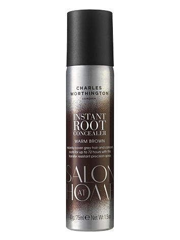 Charles Worthington Instant Root Concealer Spray