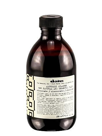 Davines Alchemic Shampoo Chocolate