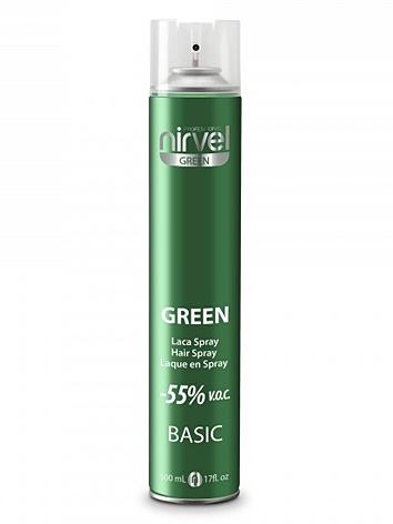 Nirvel Green Basic Hairspray