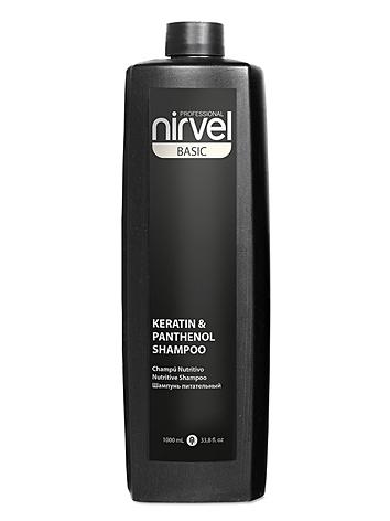 Nirvel Keratin & Panthenol Shampoo