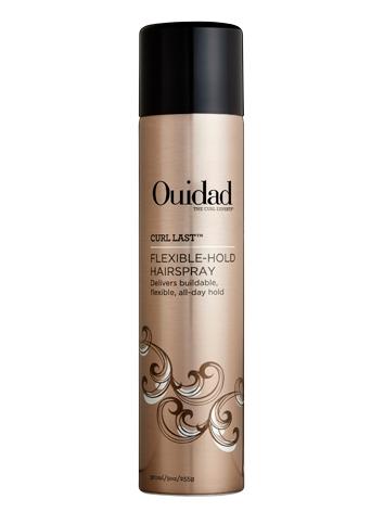 Quidad Curl Last Flexible-Hold Hairspray