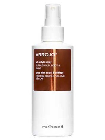 ARROJO Set & Style Spray
