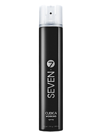 Seven Cubica Working Hairspray